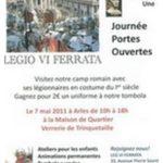 Portes ouvertes – Jardin de la Verrerie  – 7 Mai 2011