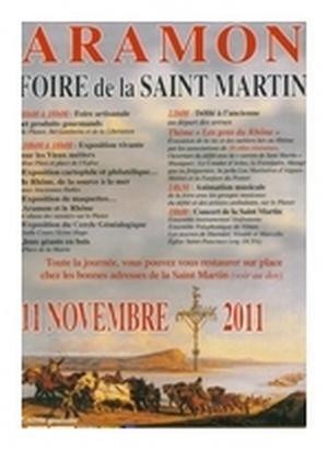 Aramon (30) – 11 Novembre 2011