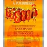 FETES GALLO-ROMAINES DE POURRIERES 12 – 13  Mai 2012