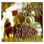 Tempora in Aquileia  (I) 29-30 Juin   1° juillet 2012
