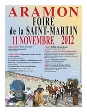 Aramon (30) – 11 novembre 2012