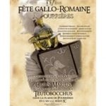 FETES GALLO-ROMAINES DE POURRIERES  4–5 Mai 2013