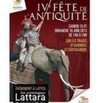 Fêtes de l'Antiquité -Lattes (34)