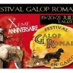Eauzes (32) Festival Galop Romain  2013