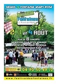 Grans Festival des Fontaines