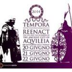 Tempora in Aquileia (I) 20-22 juin 2014