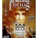 Fréjus (83) 7 au 9 Juillet 2014