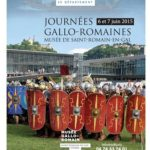 Fêtes Romaines Saint-Romain en Gal  2015