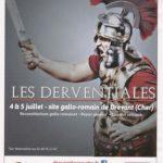 Les Derventiales 2015  Drevant 5-6 juillet 2015