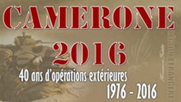 Fêtes de Camerone -Légion Etrangère – Aubagne 30 Avril et 1° Mai 2016