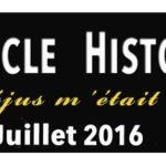 Fréjus – 11 au 13 Juillet 2016