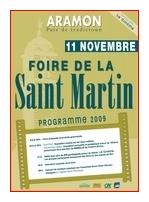 Legio VI Ferrata Aramon fête de la Saint Martin