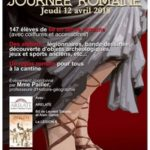 Intervention scolaire  – Collège Lucie Aubrac – Eyguières