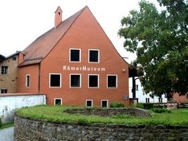 Le Römermuseum à Passau (Allemagne)