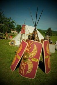 Camp romain de la LEGIO VI