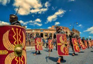 La Legio VI Ferrata à Rome