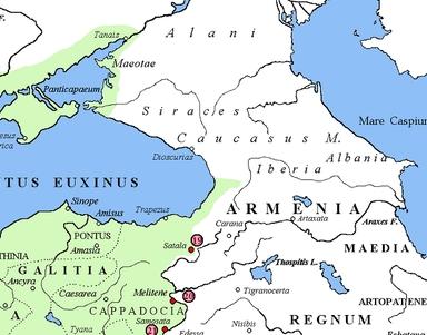 LEG XII Fulminata en Azerbaïdjan