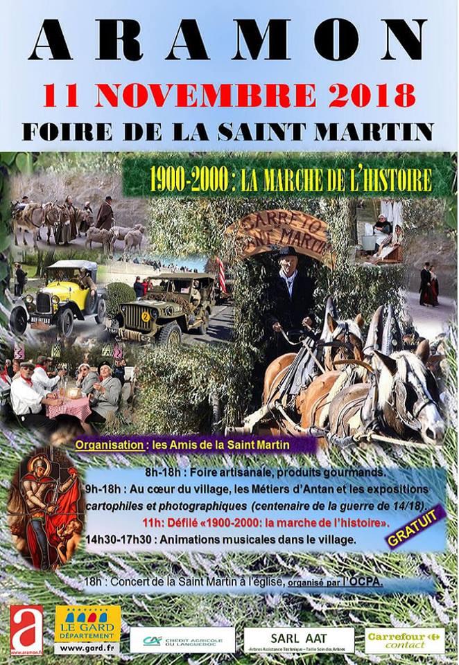 Legio VI Ferrata Aramon Foire de la Saint Martin